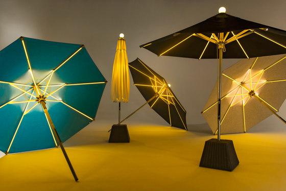 Parasol lumineux, NI, de Foxcat Design