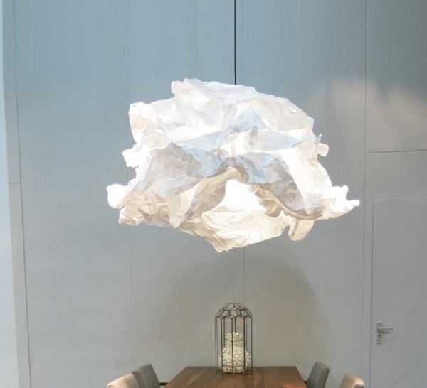 Suspension, Cloud-Nuage, blanc, Ø120cm - PROPLAMP
