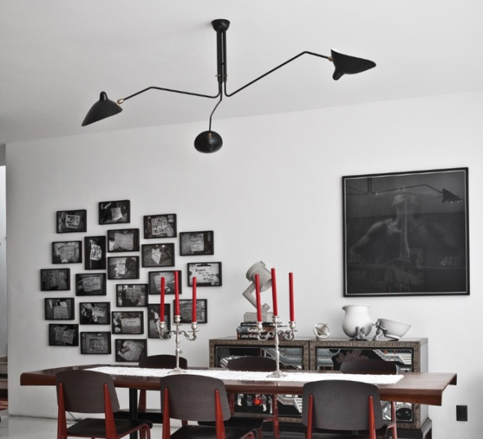 plafonnier lustre ou suspension il faut choisir. Black Bedroom Furniture Sets. Home Design Ideas