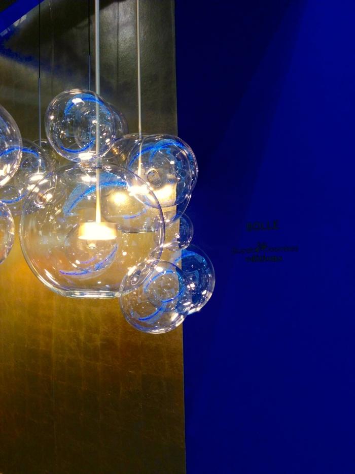 Suspension bulle, Bolle, de Giopato & Coombes