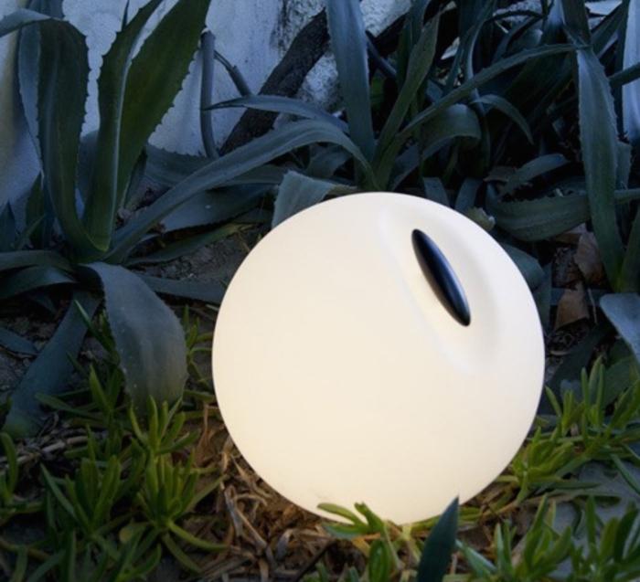 LAMPE À POSER, BOWL, BLANC, Ø35CM - MARTINELLI-LUCE
