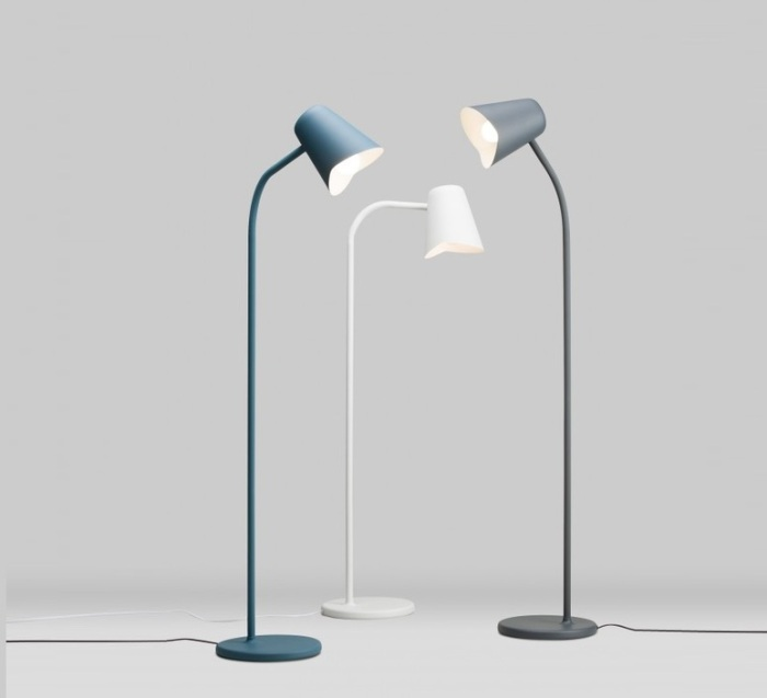 LAMPADAIRE, ME, GRIS, H130CM - NORTHERN-LIGHTING