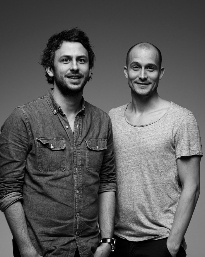 Designers MORTEN et JONAS, Northern Lighting