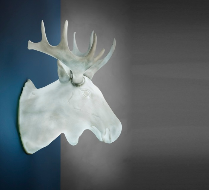 APPLIQUE MURALE, MOO, BLANC, H75CM - NORTHERN-LIGHTING