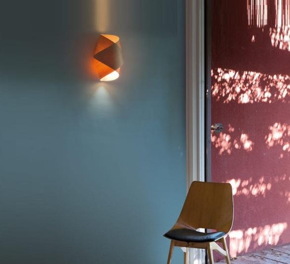 Les appliques murales LZF au design épuré et aux couleurs incroyables...