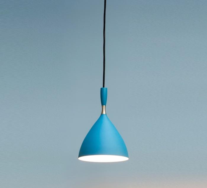 Suspension, Dokka, Vert aqua, H24cm - Northern-Lighting