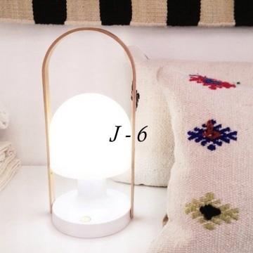 Lampe à poser, Follow me, sans fil, LED, blanc, H28,8cm - Marset