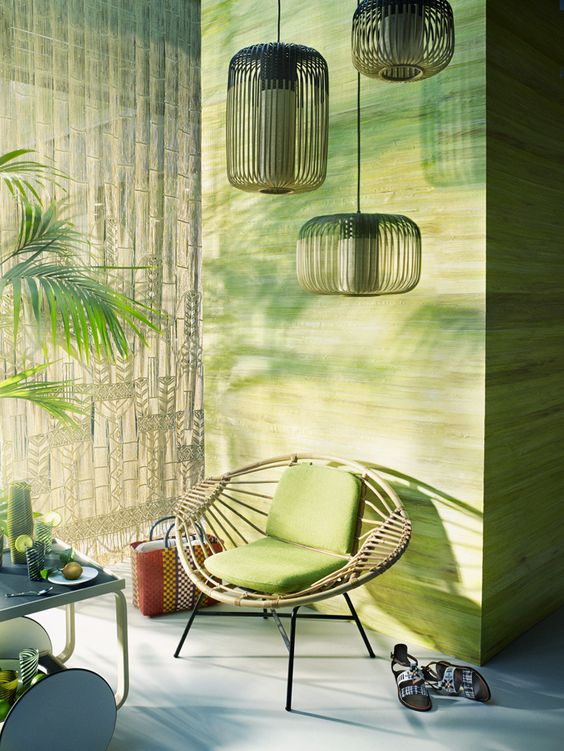 Collection bamboo, Forestier