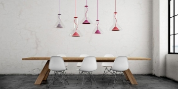 Luminaires en verre soufflé et savoir-faire artisanal : la maison Brokis étonne !