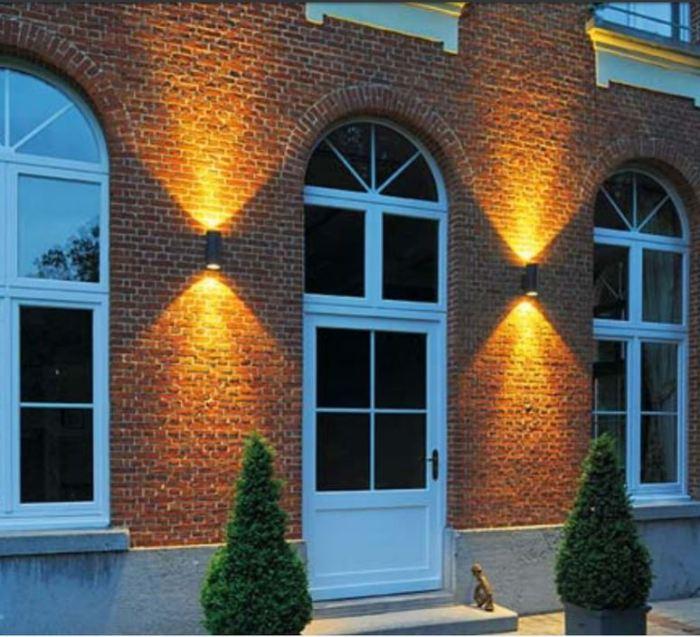 Pour une terrasse parfaitement d cor e essayez les for Applique murale exterieur up and down