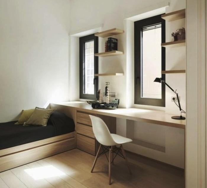 Lampe à poser, Tolomeo Table Micro, noir, H73cm, L69cm - Artemide