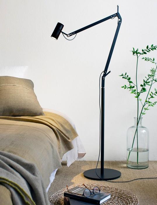 Ergonomiques, fonctionnels et designs : découvrez les lampadaires liseuse !