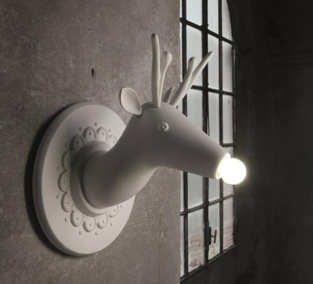 Les lampes animales, des luminaires design et insolites pour un intérieur plus original!