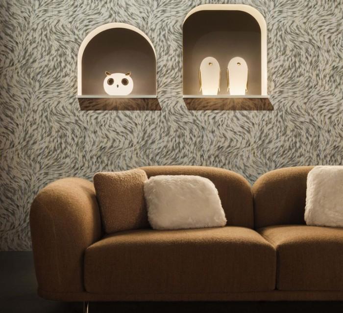 Les lampes animales, des luminaires design et insolites pour un intérieur plus original !