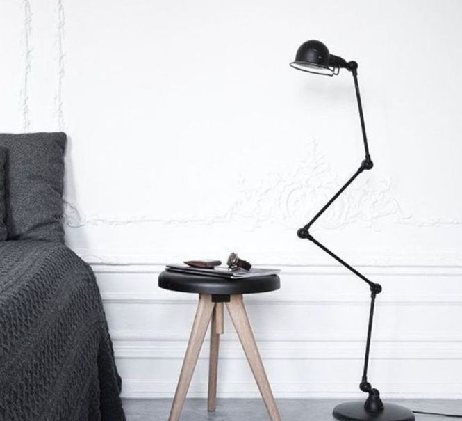 Les lampes Jieldé, des intemporelles du design industriel made in France.