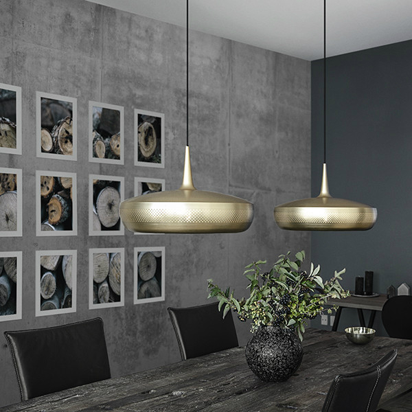 Des luminaires design en laiton pour un intérieur chaleureux, chic et tendance !
