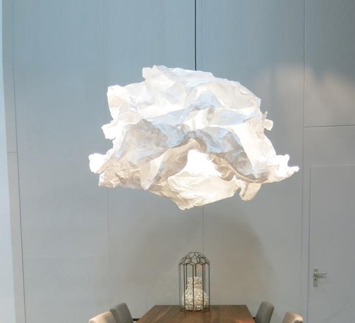 Les suspensions blanches, des luminaires minimalistes et épurés pour un intérieur au style scandinave!