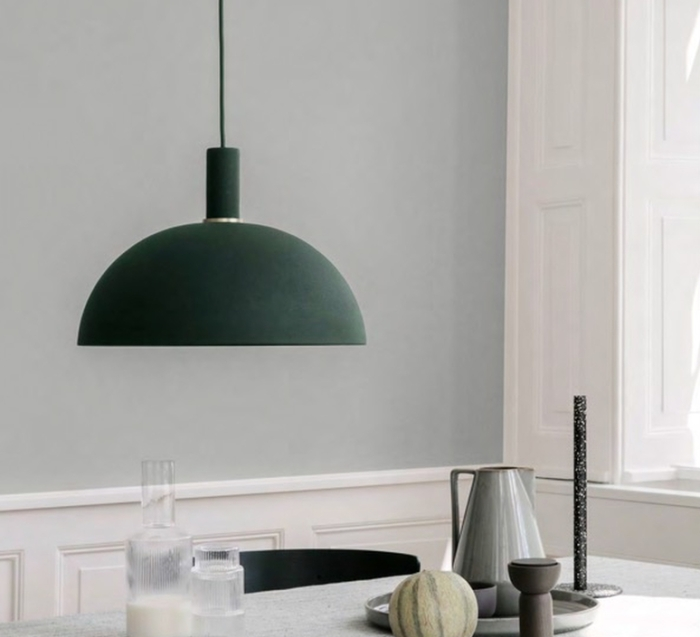 Des suspensions design à personnaliser grâce à un concept: le «Collect lighting» by Ferm living!