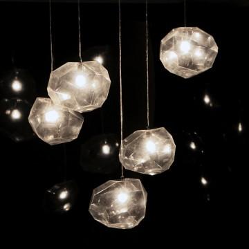 La tendance cosmos et ses luminaires au design futuriste…
