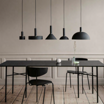 Des suspensions design à personnaliser grâce à un concept : le « Collect lighting » by Ferm living !