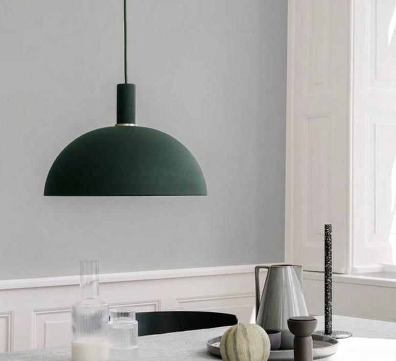Décoration Tendance Luminaires Vert Chic Pour Profonds Une Des Et 8n0wPkOX