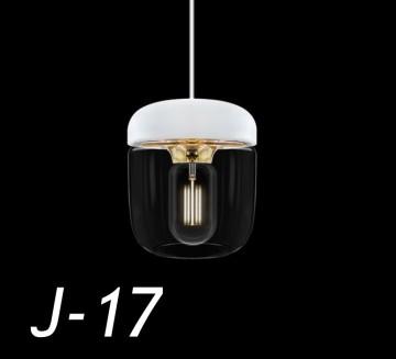 J-17 : L'élégante et inspirante suspension Acorn
