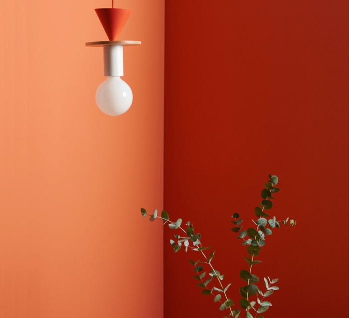 Pensez aux luminaires multicolores pour une déco tendance et originale !
