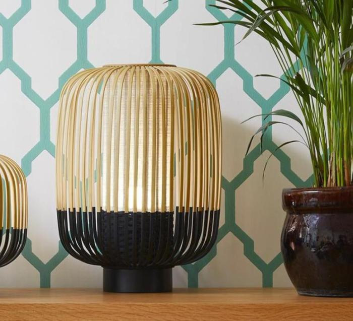 J-13 :La naturelle Collection Bamboo light de Forestier