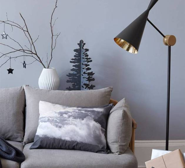 Un intérieur cocooning et une déco confort : idéal pour l'hiver !