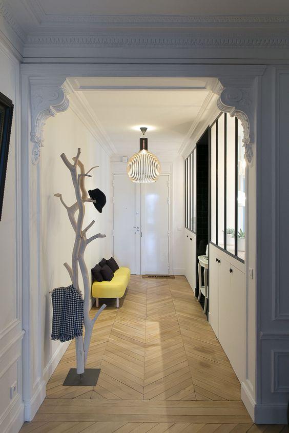 Comment Éclairer Un Couloir Sombre eclairer et illuminer son couloir avec style… quelques conseils clés !