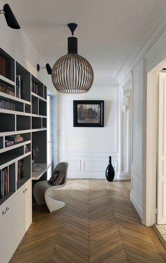 Eclairer et illuminer son couloir avec style... Quelques conseils clés !