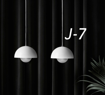 J-7 : La suspension rétro, FlowerPot VP1 de AndTradition