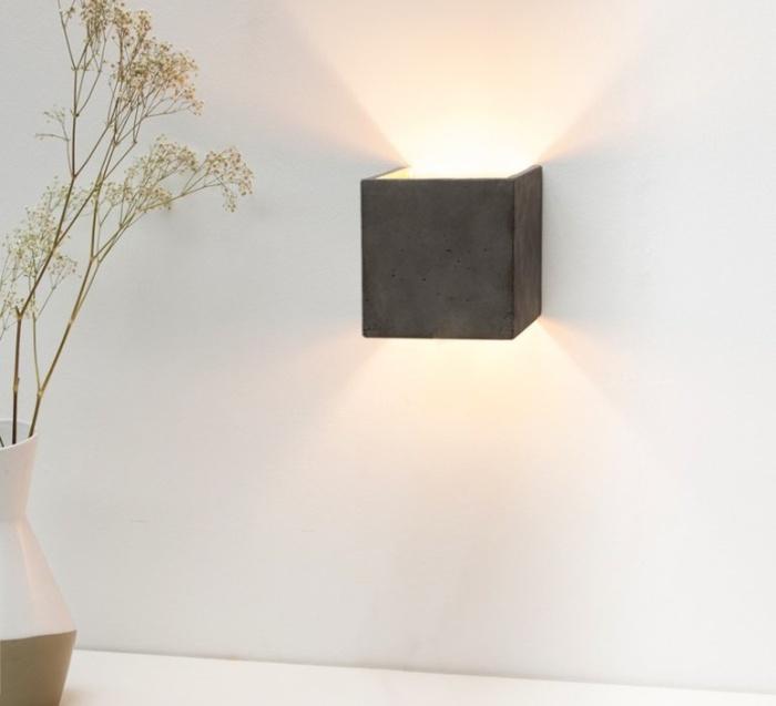 L'élégante maison GANTLights : découvrez d'étonnants luminaires en béton