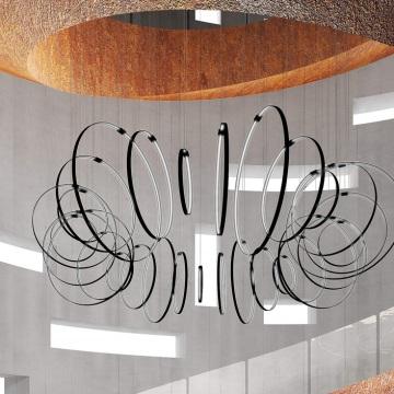 Un second souffle pour les lustres... design et contemporains !