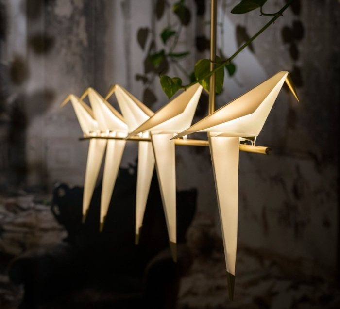 Suspension lustre Perch Light, Moooi