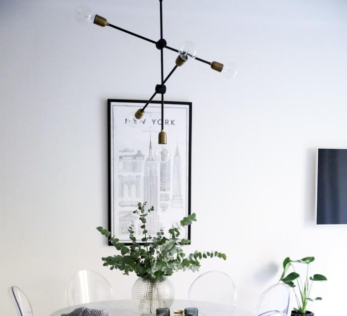 Contemporains et harmonieux, les lustres branches deviennent des objets incontournables du design !
