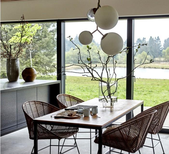 Apportez légèreté, calme et sérénité à votre intérieur avec des luminaires en verre opalin !