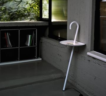 Une idée lumineuse, la lampe vide-poche :