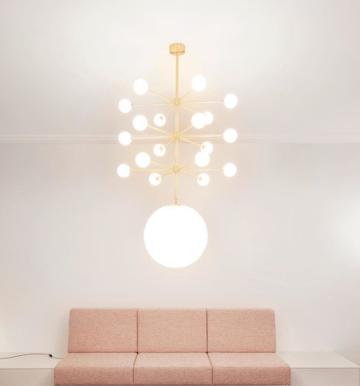 Atelier Areti, des luminaires aux formes originales et excentriques !