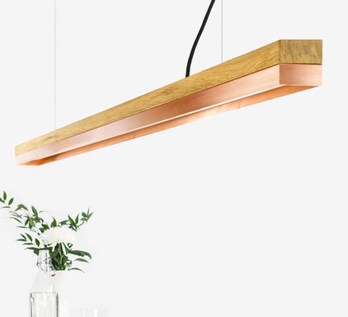 Tendance déco : Le cuivre est de retour.. y compris dans les luminaires !