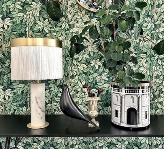 Adoptez la frange avec des luminaires design !