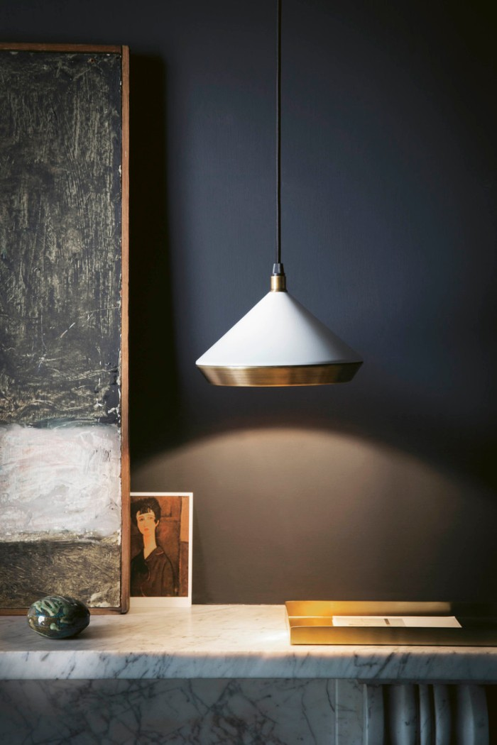 Shear Pendant Light
