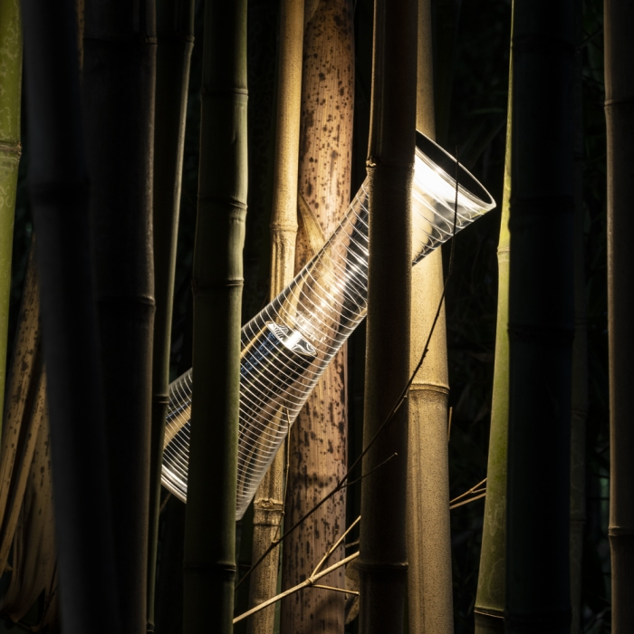 LAMPE, BALADEUSE, COME TOGETHER, CHROME BRILLANT, LED, 3000K, 360LM, Ø10CM, H26,5CM - ARTEMIDE