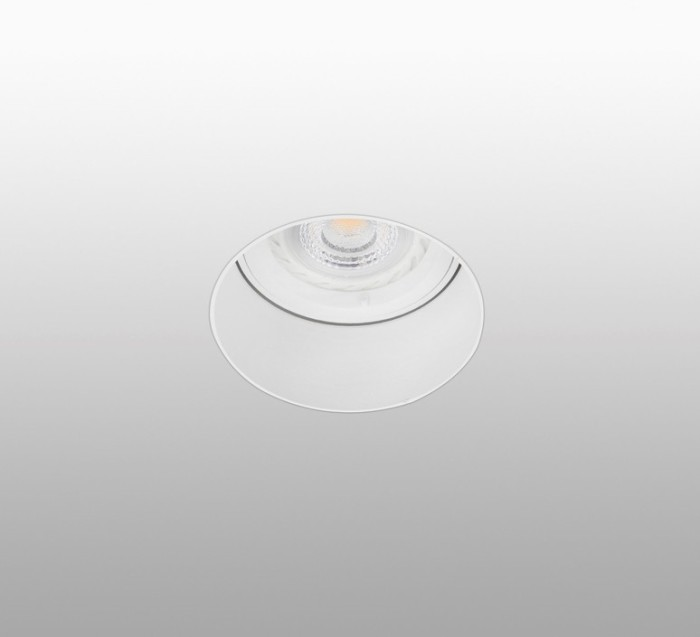SPOT ENCASTRABLE, SANS COLLERETTE, FRESH, BLANC, Ø60MM, H60MM - FARO