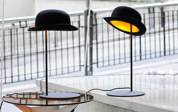 LAMPE À POSER, JEEVES, NOIR, H56CM - INNERMOST
