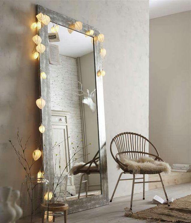 J-19 : Habillez vos miroirs pour les fêtes !