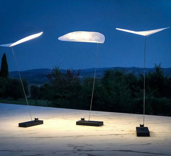 LAMPE À POSER, KOYOO, NOIR ET BLANC, LED, 3000K, 240LM, Ø10CM, H34CM - INGO MAURER
