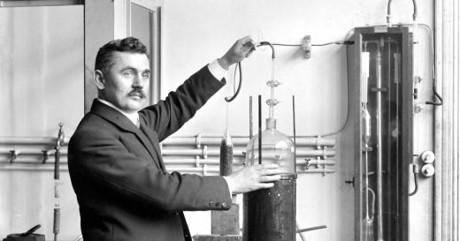 Georges Claude, l'inventeur du néon