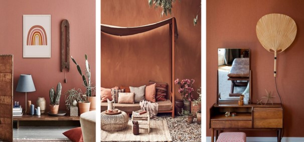 La tendance terracotta en vogue