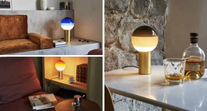 LAMPE À POSER, DIPPING LIGHT - MARSET